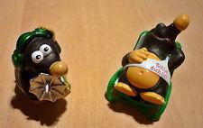 2 verschiedene Figuren  Mission Maulwurf - Ü-Ei Figur von 2006