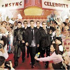NSYNC-Celebrity (bonus tracks) NUOVO + non usato/MINT!