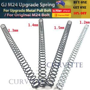 GJ M24 AWM UPGRADE 1.3 1.4MM SPRING FOR GEL BLASTER TOY SNIPER INCREASE POWER AU