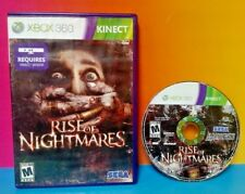 Rise of Nightmares for Kinect Microsoft Xbox 360  Require Kinect Horror