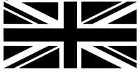 Union Flag Jack Sticker Car Stickers Decal British Vinyl Gb Uk X England Britain