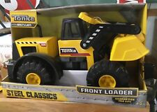 Tonka  Classic Steel Front End Loader - LOWEST PRICES Free Shipping