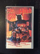 The 3rd Hand horror Movie VHS Tape English with dutch subs