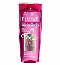 L'Oreal Paris Elvive Nutri Gloss Luminiser Shampoo 400ml