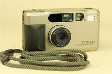 MINT- Contax T2 35mm Point & Shoot Film Camera