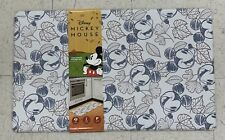 New listing Disney Anti Fatigue Kitchen Mat Rug Mickey Mouse Nwt 18 X 30 Adorable