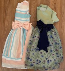 Bonnie Jean & Little Miss Girls Dress SZ 5 GUC
