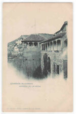 Mirador de la Reina Alhambra Granada Spain 1905c postcard