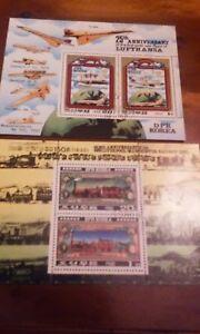 """Stamps """"Transport"""""""