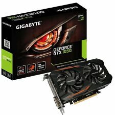 Gigabyte nVidia GeForce GTX 1050 OC 2GB GDDR5 Graphics Card HDMI DP