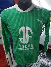 Maillot jersey maglia trikot shirt france porté worn 80s villefranche vintage