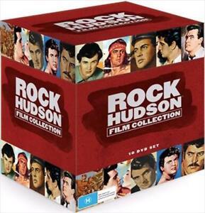 Rock Hudson Collection DVD