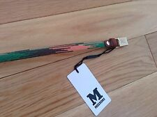 BNWT 100% auth Missoni Genuine Leather Belt With Logo. 40 RRP £189