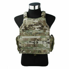 500D SCA PLate Carrier Scarab Tactical Vest with EVA Plate Size Large TMC3163