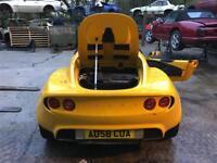 Lotus Elise Engine & Gearbox - Lotus Elise S2 Engine & Gearbox - Elise S Engine