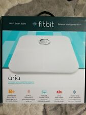 Fitbit Aria (White) Wi-Fi Wireless Smart Scale