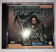 Gothic 2003 Night Of The Raven Addon PC Russian Edition Piranha Bytes