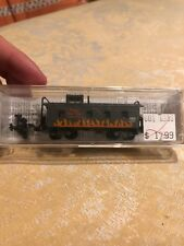 MTL Micro-Trains 10000260 Smokey Bear Forest Fire Prevention Caboose 1944