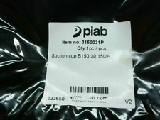 Piab B150.30.15UA Suction Cup #3150031P - Factory Sealed
