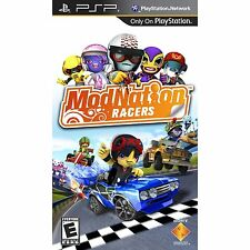 ModNation Racers PSP (PlayStation Portable, 2010)