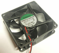 Sunon Lüfter 80x80x25mm EE80251S3-999 DC 12V 56,1m3/h