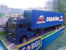 Corgi  #91300 VOLVO ORANGINA TRUCK
