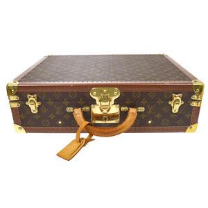 LOUIS VUITTON BISTEN 50 ATTACHE HARD CASE TRUNK MONOGRAM M21328 963700 60855
