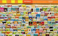 LOT of 15 Assortment of PREMIUM HALLMARK BIRTHDAY GREETING CARDS W/ Envelopes
