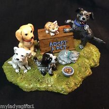 Wee Forest Folk Special WFF For The Humane Society 2015 Adopt A Pet  Sold Out