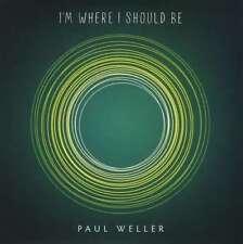 """Paul Weller 2000s Indie & Britpop 7"""" Singles"""