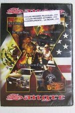 DVD - Latin - Sangre: 5 Peliculas De Accion - Perros De Pelea - Rasa Indomable