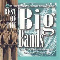 Best Of The Big Bands - CD - BRAND NEW SEALED Kings Of Swing Glenn Miller