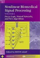 Nonlinear Biomedical Signal Processing, Fuzzy Logic, Neural Networks, -ExLibrary