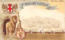 3685) ALESSANDRIA 2 REGGIMENTO ARTIGLIERIA DA FORTEZZA. VIAGGIATA.