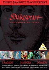 Shakespeare The Animated Tales 5055002558504 DVD Region 2