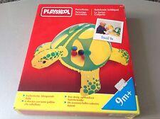 Vintage 90S Playskool Turtle Activity Toy Mib Tartaruga Ruzzolona