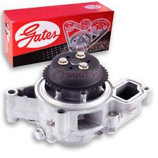 Gates Engine Water Pump for 2004-2014 Chevrolet Malibu 2.4L 2.2L L4 - io