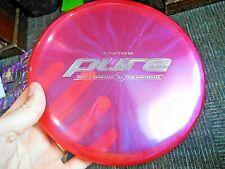 Latitude 64 Opto-X Chameleon 10 Year 10Th Anniversary Pure Disc Golf Pr/S 173G