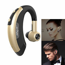 New listing Noise Cancelling Bluetooth Headphones Headset Earpiece for Samsung Nokia Huawei
