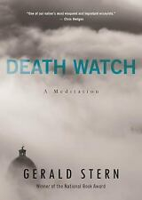 DEATH WATCH - STERN, GERALD - NEW PAPERBACK BOOK