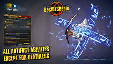 Borderlands 3 Legendary Artifact - All Abilities Except Deathless - PC PS4 XBOX1