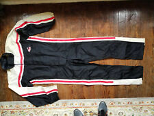 Vintage Hein Gericke coated nylon moto rain suit Mens Small