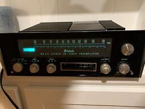 McIntosh MX-115 Stereo FM Preamp -Tuner  Great Condition Mx110 Mx112 Mx113 Mx114