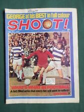 SHOOT - MAGAZINE- 16 MAY 1970 -TOMMY MURRAY - NOTTINGHAM FOREST - GEORGE BEST