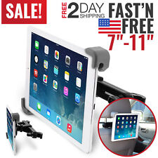 iPad Car Mount Tablet Headrest Holder for Car Back Seat Mini Air 2 3 4 Universal