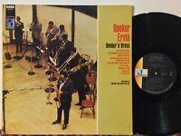 Booker Ervin N Brass EX PACIFIC JAZZ GATEFOLD Freddie Hubbard Charles Tolliver