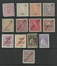 Portuguese Congo Lot, 1894 to 1914