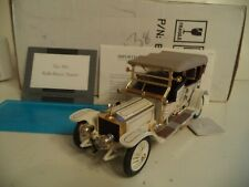 FRANKLIN MINT ROLLS ROYCE TOURER    1911 IN BOX