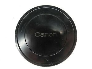 Canon 83mm 83P0.75 FD Screw In Metal Front Camera Lens Cap For 500mm f/8 Reflex