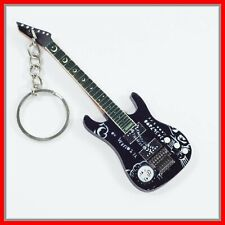 METALLICA GUITAR MINIATURE PORTE CLE! Kirk Hammett Ouija Keychain esp Rock Metal